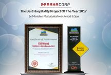 Best Hospitality Project of The Year - Le Meridien Mahabaleshwar.