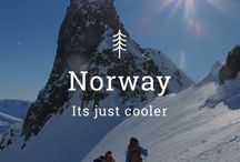 Norway - its just cooler