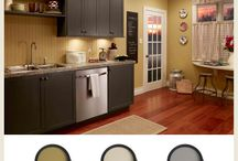 Paint Colors / Looking for paint color inspiration? We have loads of paint color schemes that will fit any style and any room in the home.