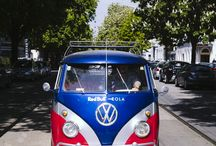Simply Cola Bulli / The adventures of our trusty Simply Cola Volkswagen Bulli throughout Europe. Where will you spot it?