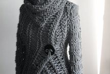 Оригинальное вязание