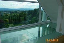 Glass floor  - Wieliczka / www.alpinadesign.pl