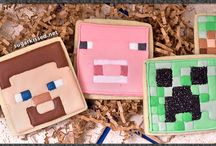 Eliot LOVES Minecraft !!! / by mary larson