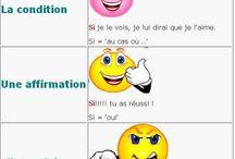FLE - Grammaire (B1)