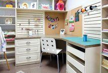 Craft Rooms / by Melissa Schaefer