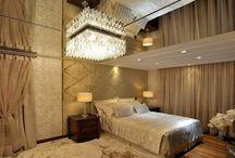 Espelho para o quarto / Para caprichar na escolha do espelho para o quarto, se inspire com esses lindos projetos!