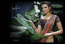 #Nakkashi #Shades #Saree