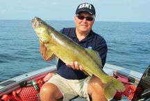 Eastern Lake Erie Walleye Fishing / There is no better place than eastern Lake Erie to catch the biggest walleye of your life!