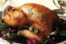 Thanksgiving/Holiday / Holiday food and gifts for family and friends. / by Melissa G