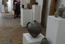 Australian Woodfire: Curator's Choice / Invitational survey of Australian woodfired ceramics, curated by Peter Haynes. An exhibition at The Woolshed, Strathnairn Arts 8 July – 2 August 2015