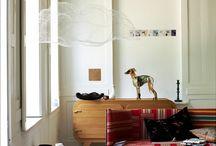 Salas ♥ Estar e sofá / Projetos de sala de estar para inspiração e planejamento da decoração // palavras-chave:inspiração, decoração, ideias, sala, salas / by dcoracao - decoração e DIY
