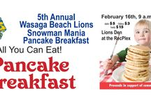 Snowman Mania 2014 / Fun for Everyone in Wasaga Beach over the Family Long Weekend - February 2014