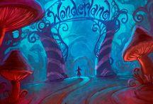 •Wonderland• / Because I love all things wonderland