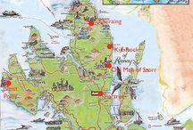 Scotland: places to go