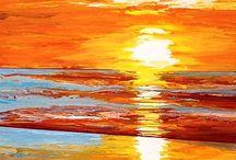 alexia sunset