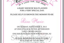 ~* Princess Baby Shower *~