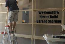 Garage ideas  / by Angela Perez