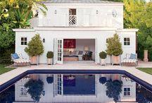 Dream Home Pool House / by Lara Turner