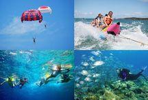 water sport bali