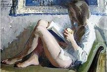 the world was hers for the reading / by jane .