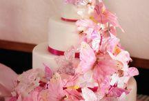 Adeles wedding cake ideas