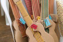Chitara handmade