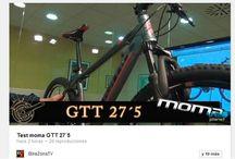 Test Bicicletas Momabikes por Foro BikeZona / Test de prueba a las bicicletas Momabikes por Foro BikeZona: Probamos la nueva bicicleta de la marca Moma. Una bicicleta perfecta para ser tu primera bicicleta. Con una robustez increíble y una relación calidad-precio, que hace de ella una de las mejores opciones del mercado actualmente. / by Bicicletas Moma bikes