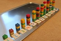 Toddler play and learning activity