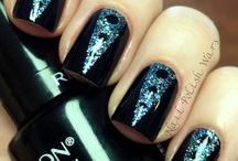 Great aqua nails