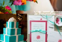 Tiffany Blue Weddings / by LPA Weddings