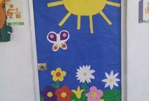 idear til læraren: dekorasjon