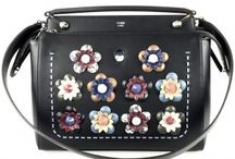 FLOWER POWER / Fantastic floral handbags for Spring and Summer