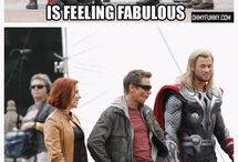 just marvel things