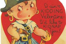Vintage Valentines / Vintage Valentines Collection For You:  card, gift, photography, ...