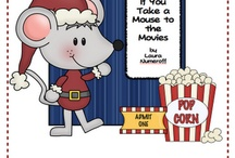 BOOKS If You Take a Mouse to the Movies / by Jean Thompson