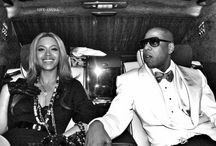 Beyonce and Jay Z / The enlightened couple