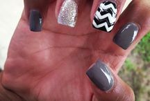 Nails / by Lindsey Eicher