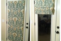 Curtains/ blinds