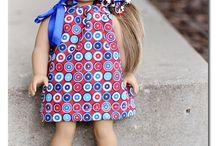 Molly's American Girl Doll