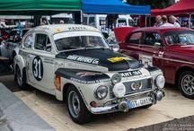 Older Rally Cars