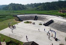Architecture Open Space