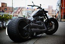 2 Wheels / by Tomek