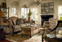 Living room and kitchen ideas