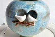 keramika / poulakia