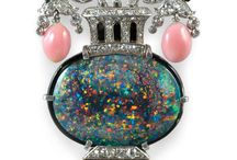 Art of:  Opals / The multi faceted, multi depths of opals