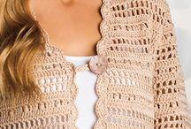 Halime ve elişleri / crocheting and knitting--haekel- und strickarbeiten