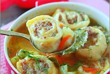 Супы, бульоны