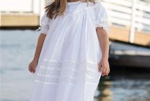 Classic Whites / Children's clothing in classic white for  portraits, beach photos, special occasions and more.