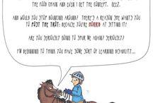 Totally horse stuff