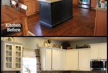 Decorating: Kitchen / Decorating: Kitchen